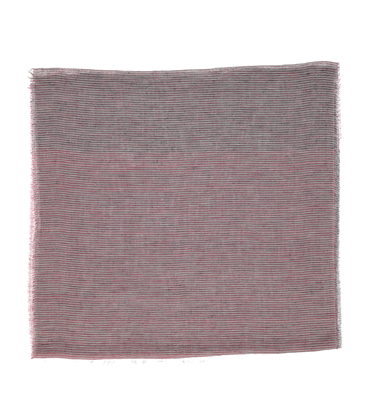 Foulard Vague - Rouge