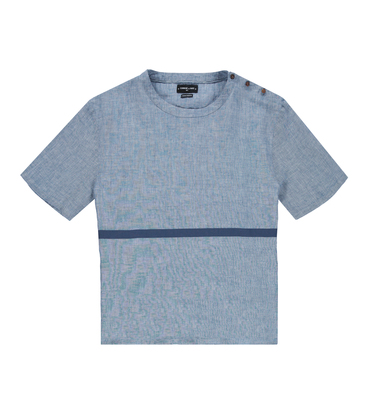 Shirt Chanti - Blue