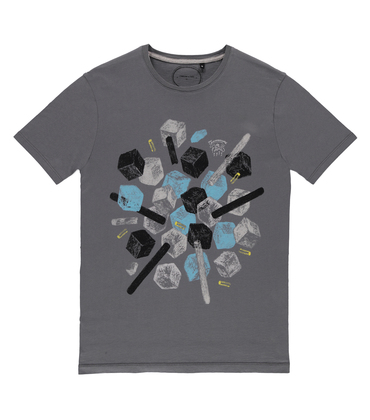 Tee Barricades - Dark grey