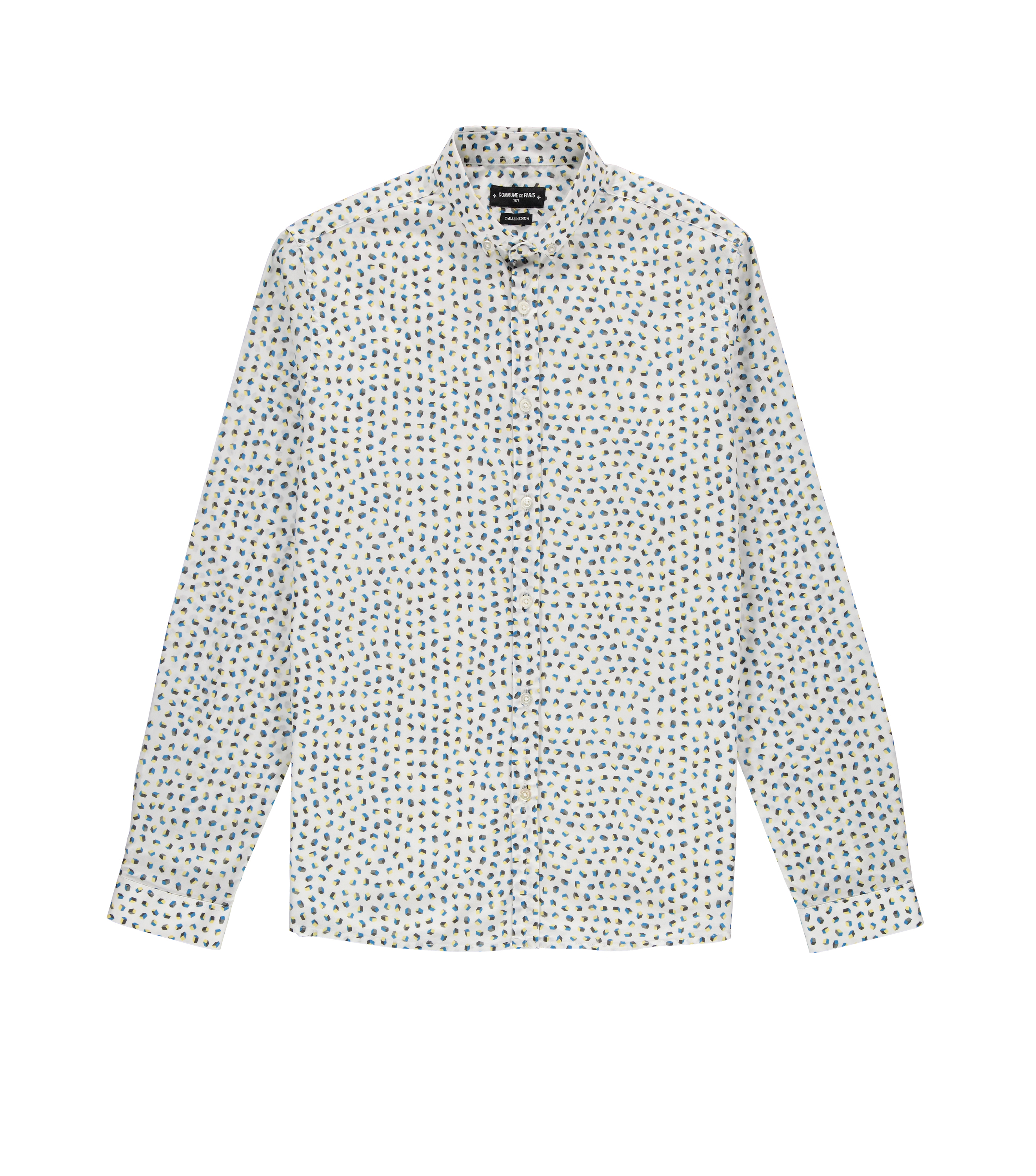 Shirt  Menand 04 - Paves print