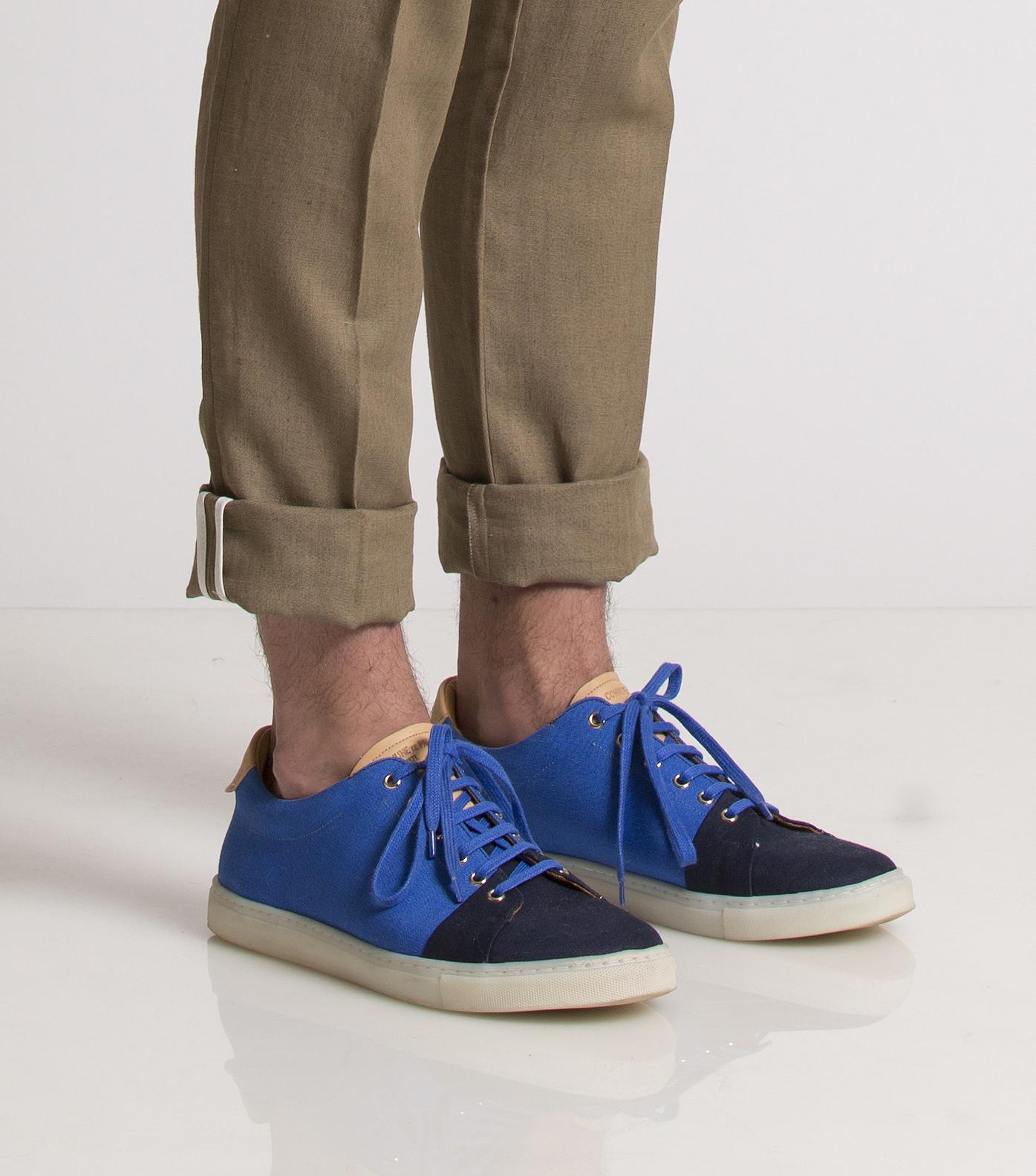 Baskets Blues - Blue