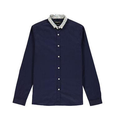 Shirt  Menand 03 - Navy