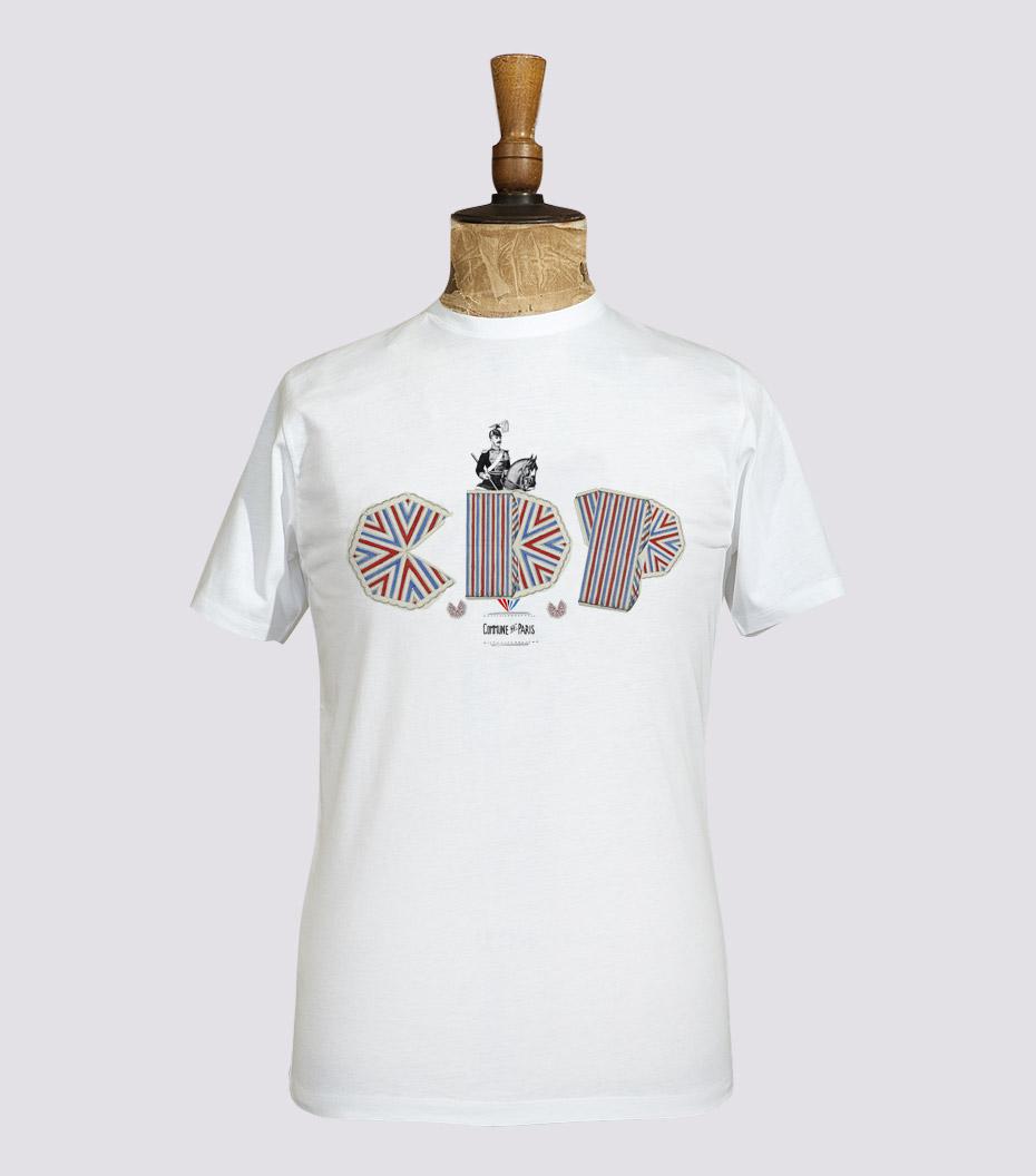 Tee-shirt Pavillion - Blanc