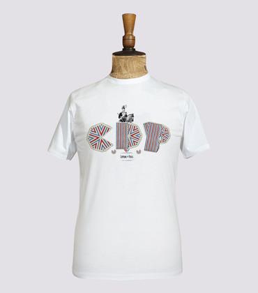 Tee-shirt Pavillion - White