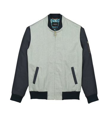 Jacket Anatole-S 02 - Light blue