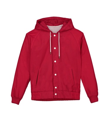 Jacket Hoodim - Red