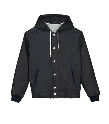 Jacket Hoodim - Navy