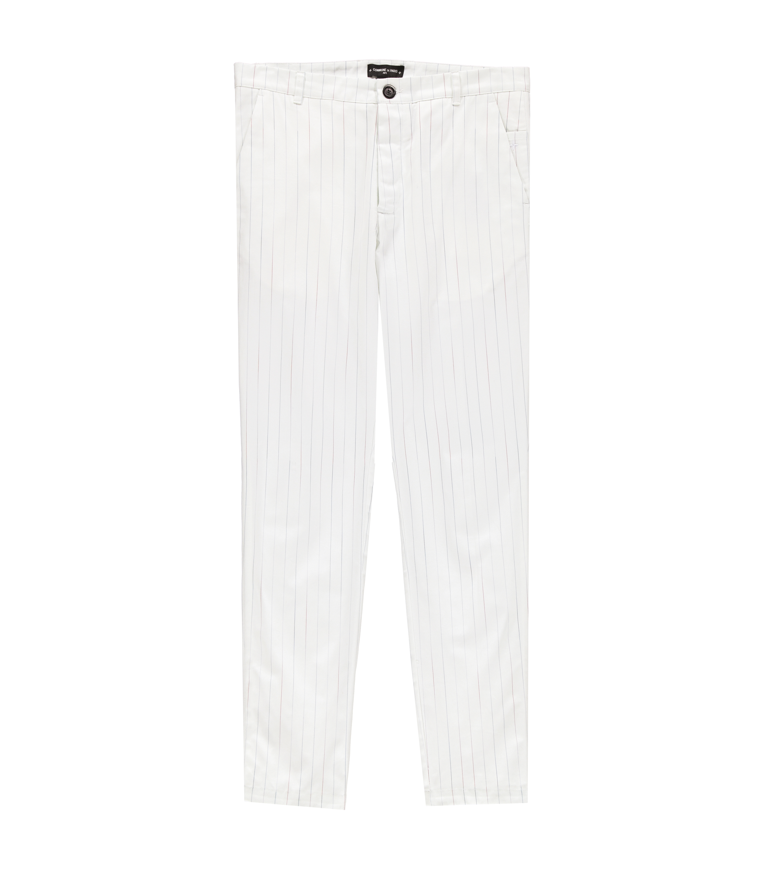 Pants GN6 02 - Large stripes print