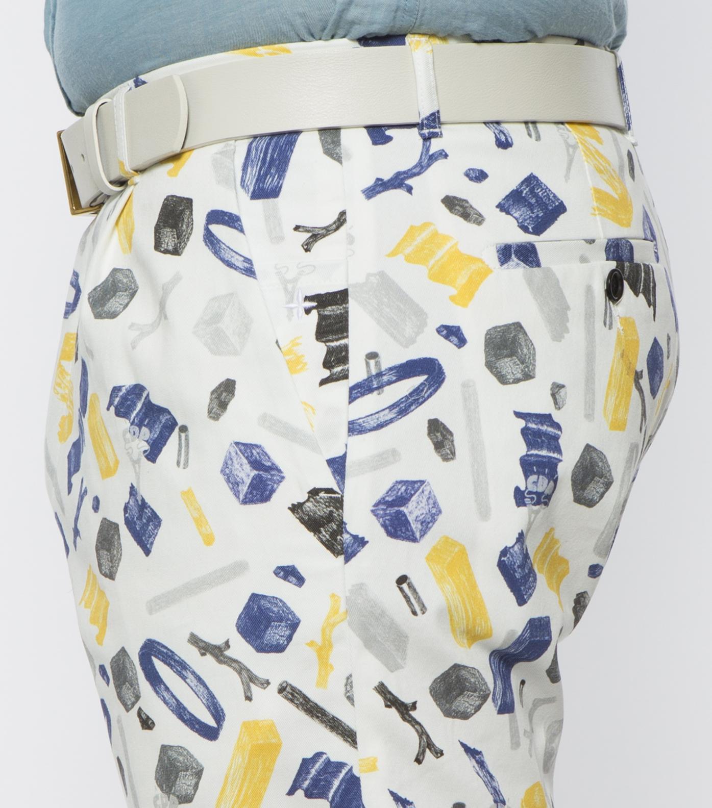 Shiortpants SP5 01 - Print chaos