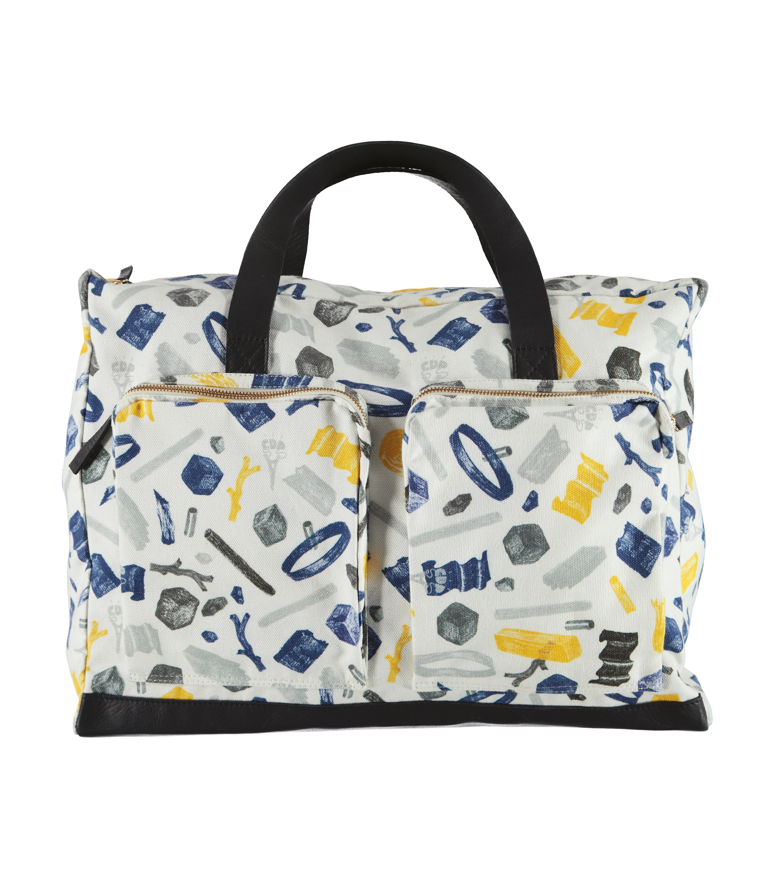 Printed Bag 01 - Chaos print