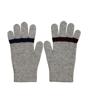 GLOVES JUSTICE - Grey