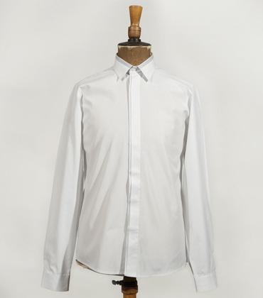 Shirt Rochefort - Grey stripes
