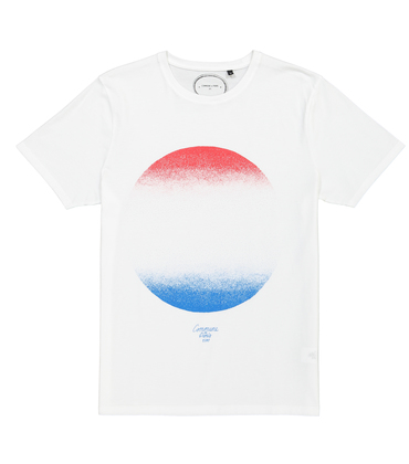 TEE COSMO  - White