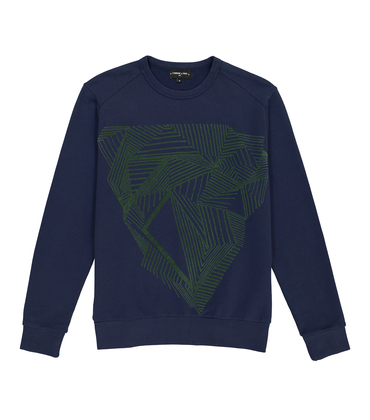 SWEAT DIAMANT  - Navy