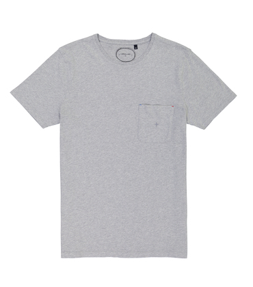 TEE VIVE CDP  - Marl grey