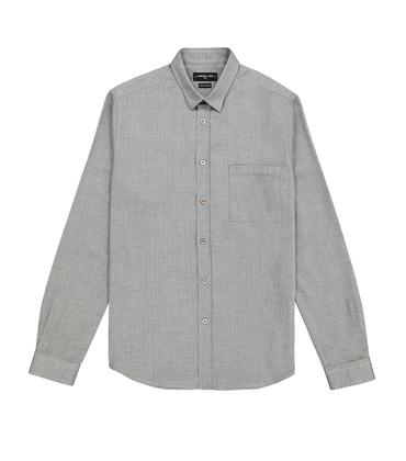 SHIRT ROSSEL-S - Grey