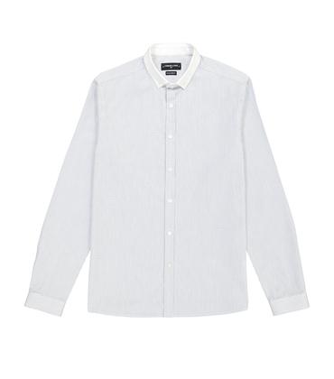 SHIRT MENAND - Striped white