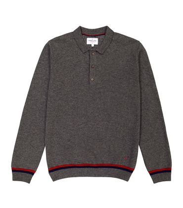 PULL DIMWOOL - Gris chiné