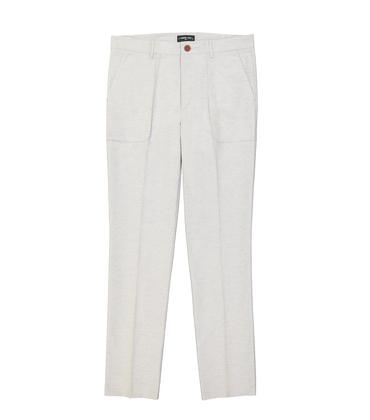 PANTS GN10 - Grey blue