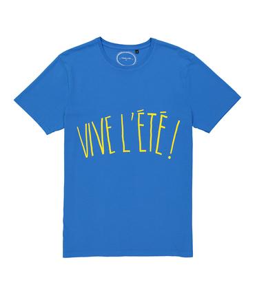 TEE ÉTÉ  - Blue