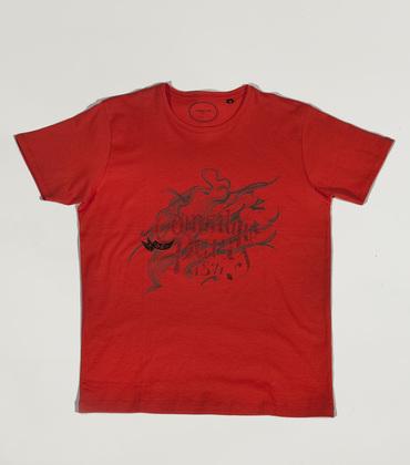 Tee-shirt Fumus - Red