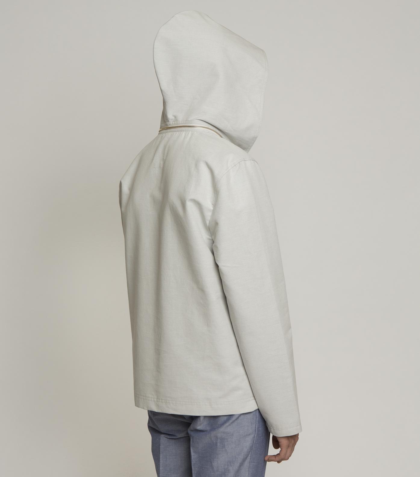 PEA COAT SATURNIN - Grey