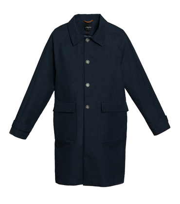 TRENCH HONORAT - Navy