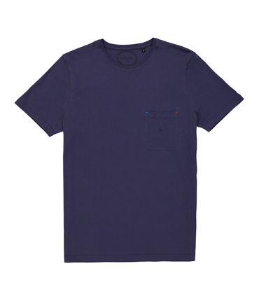 TEE VIVE CDP  - Dark blue