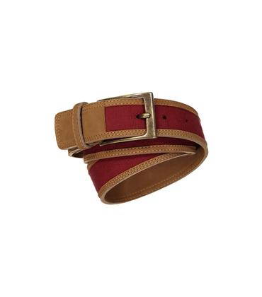 BELT KIMONO  - Leather