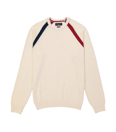 PULL CHALIGNY - Marl beige