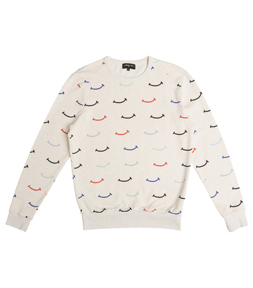 SWEAT  JOIE - Marl cream