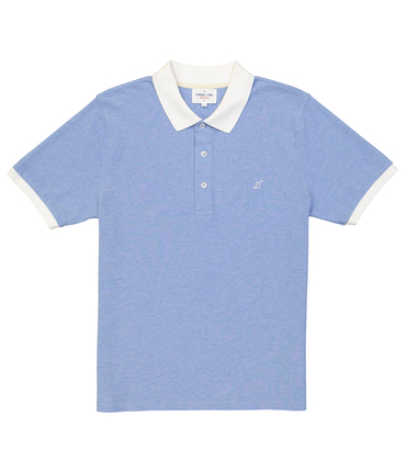 POLO DIMANCHES - Marl blue