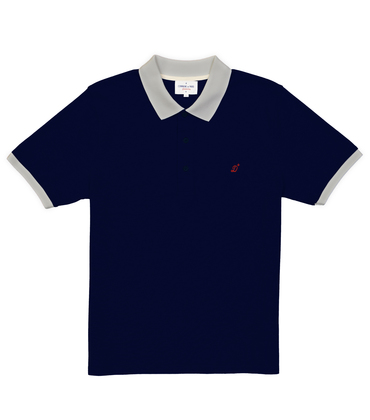 POLO DIMANCHES - Navy