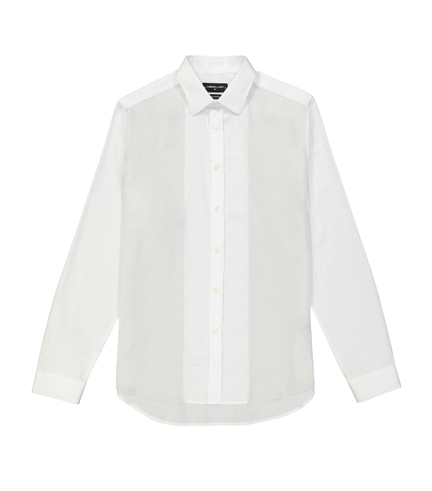 SHIRT AMAND  - White/grey