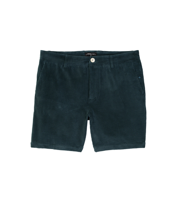 SHORT SP5 - Velours bleu