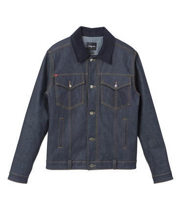 JACKET JEAN - Raw denim
