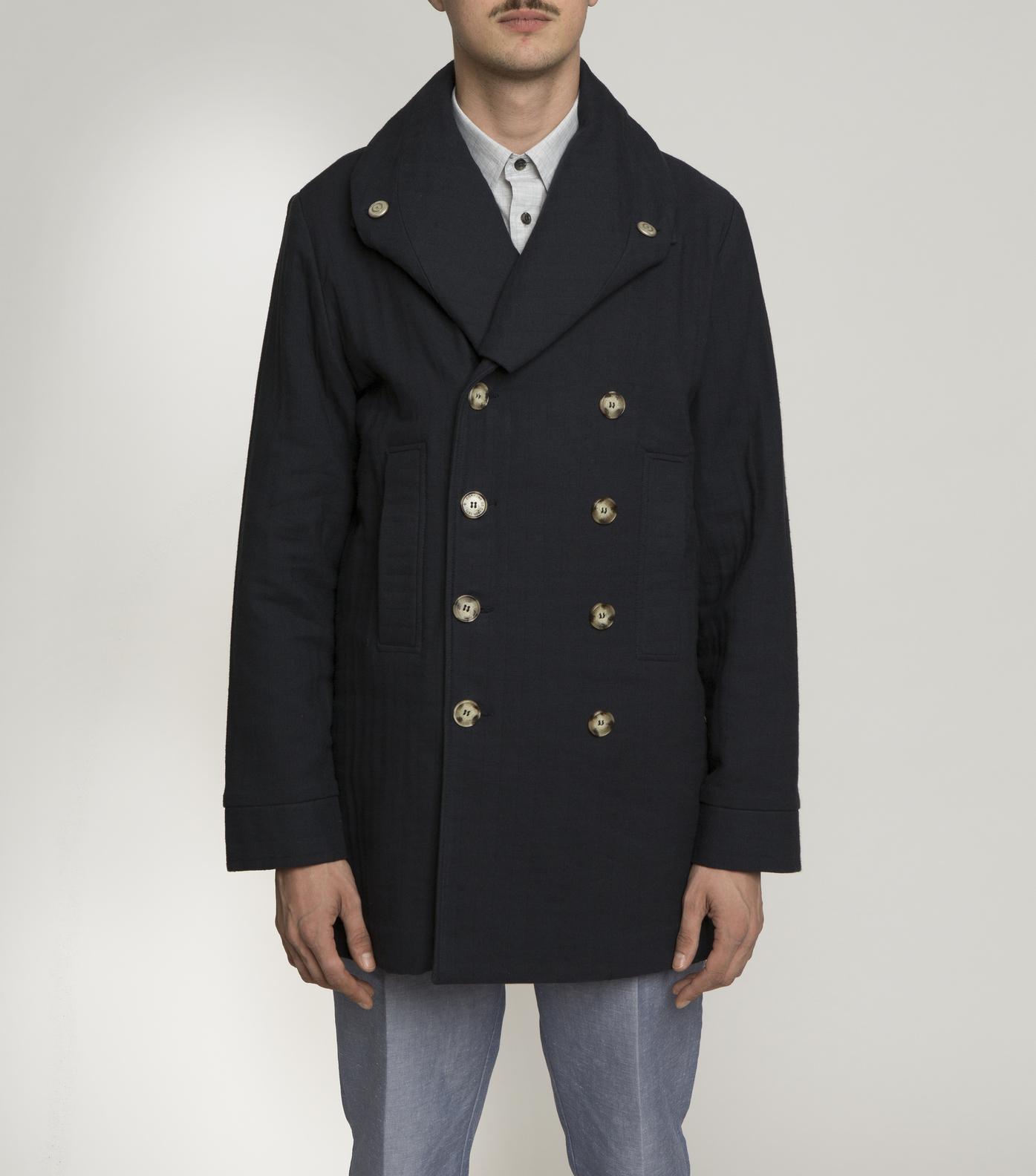 COAT LISBONNE-S - Navy