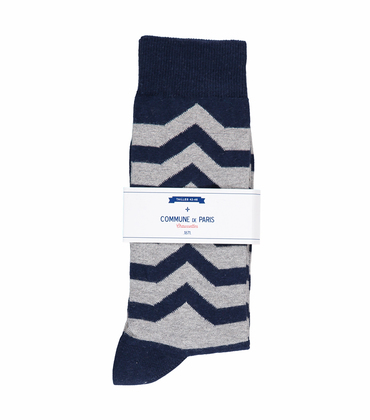 SOCKS ROMAINVILLE - Navy