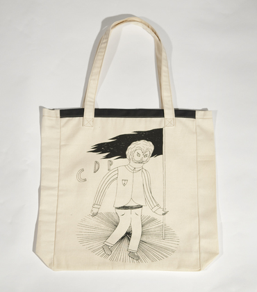 Tote bag Anarchy