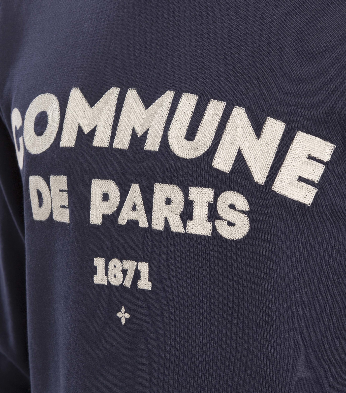 SWEAT ICI - Navy