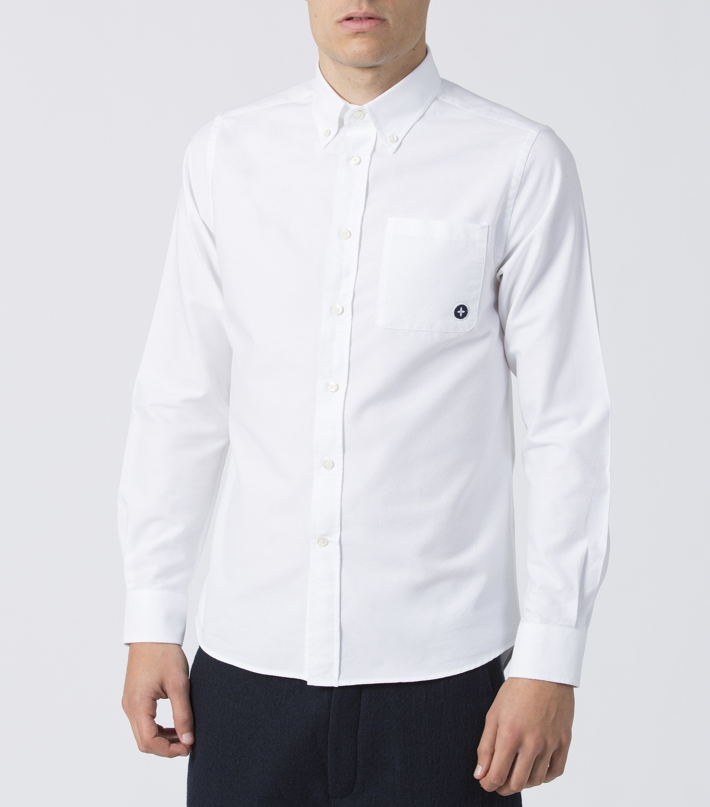SHIRT EUDES-B  - White