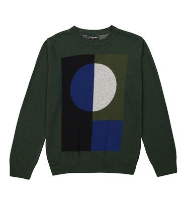 PULL UNITE - Dark green