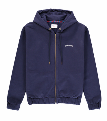 HOODIE DIMANCHES - Navy