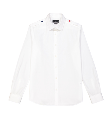SHIRT MICHEL  - White