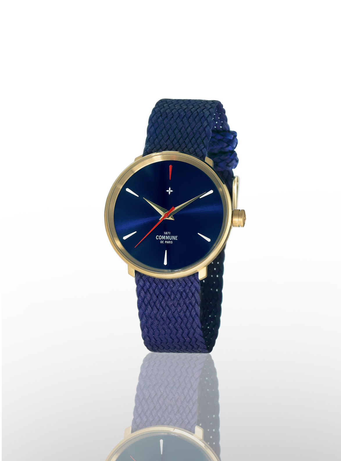 WATCH BRUMAIRE - Ng dark blue