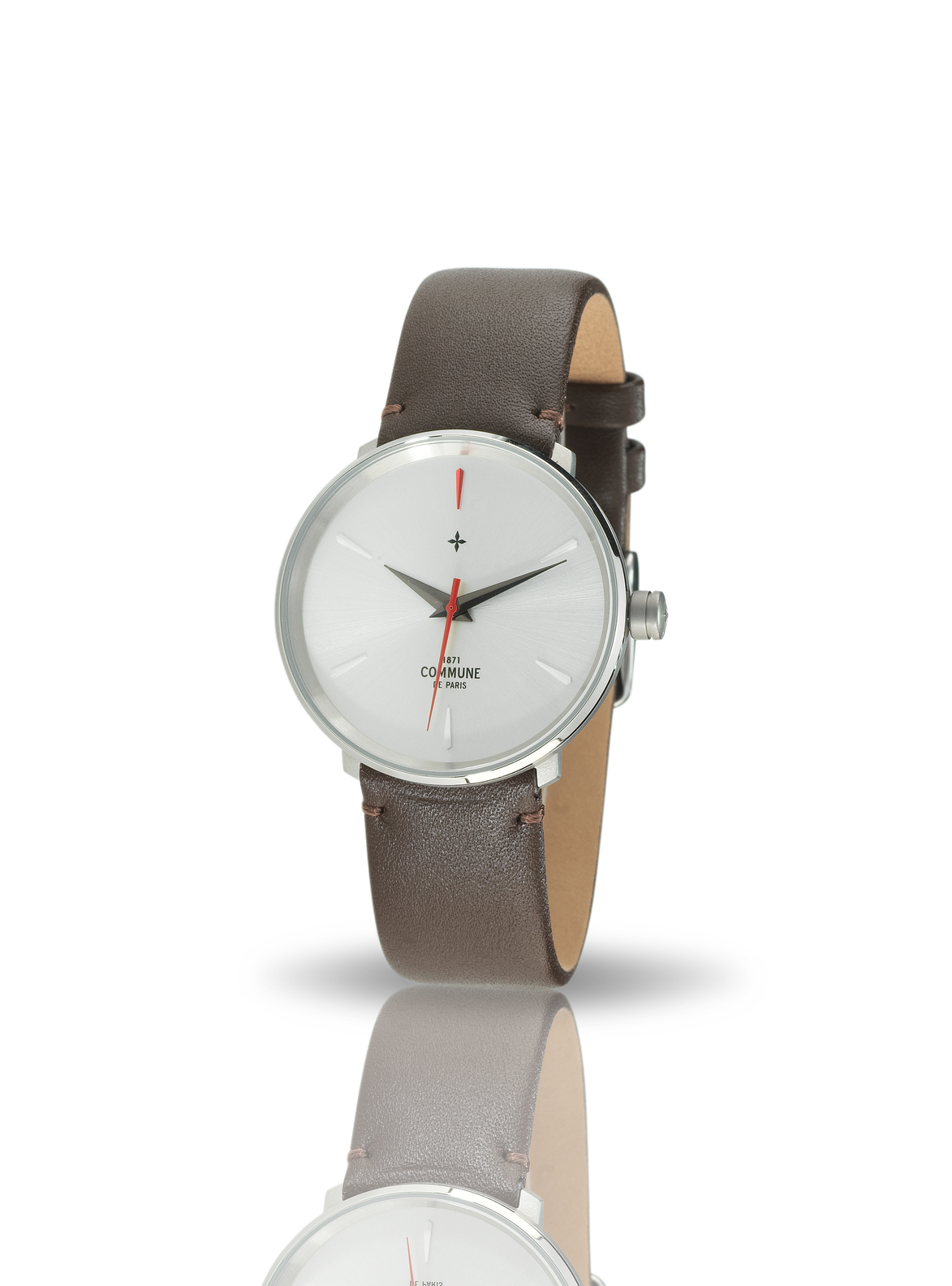 MONTRE VENDEMIAIRE - Ls marron