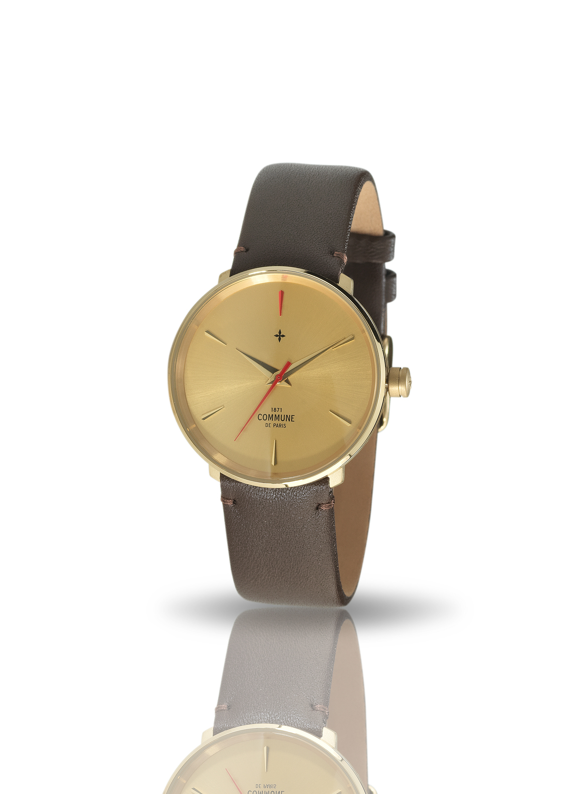 VENDEMIAIRE WATCH - Lg brown