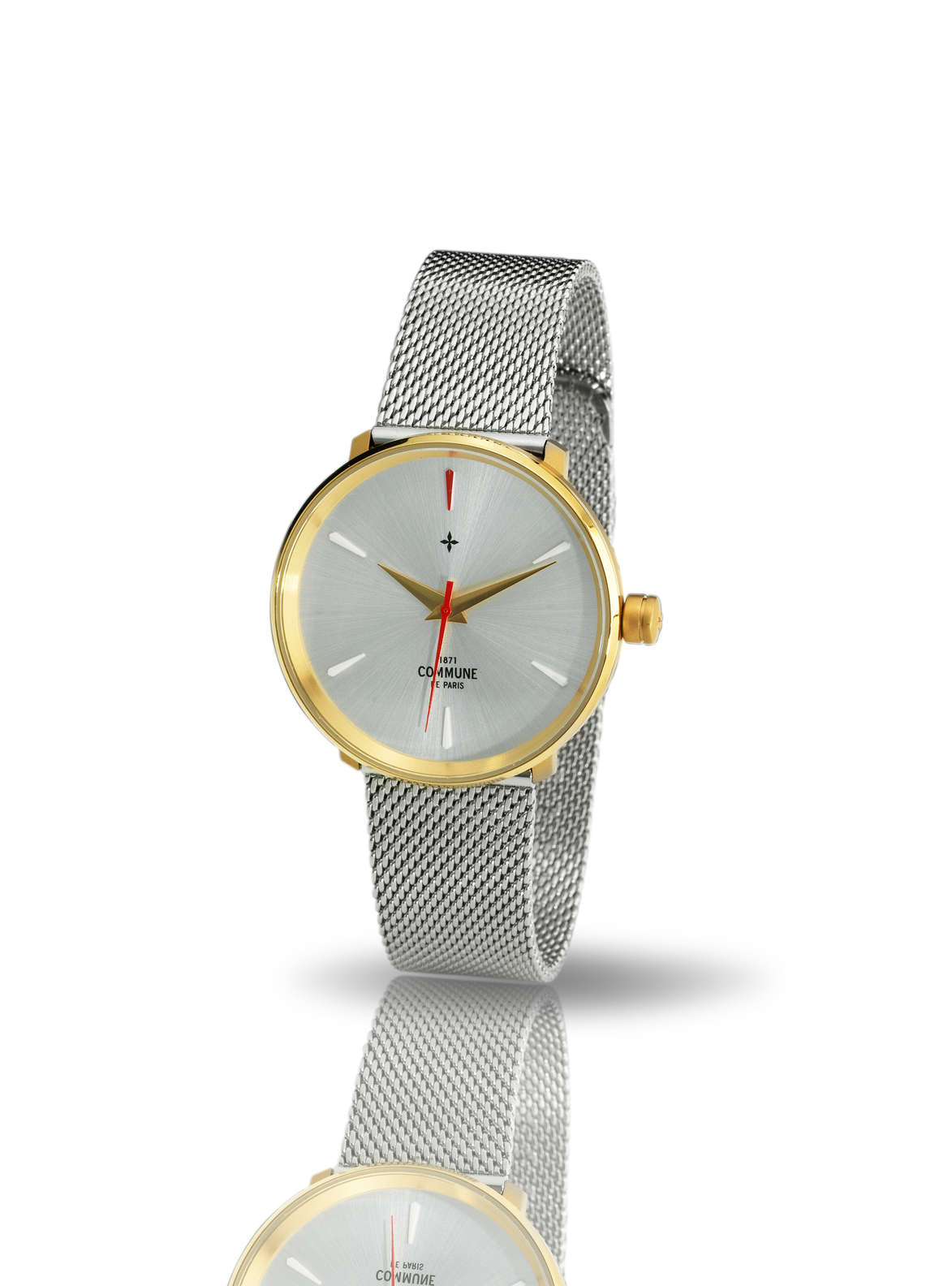 FRIMAIRE WATCH - Mg silver
