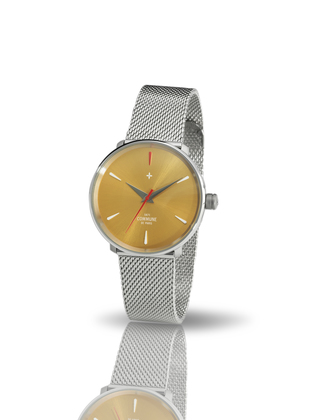FRIMAIRE WATCH - Msg silver