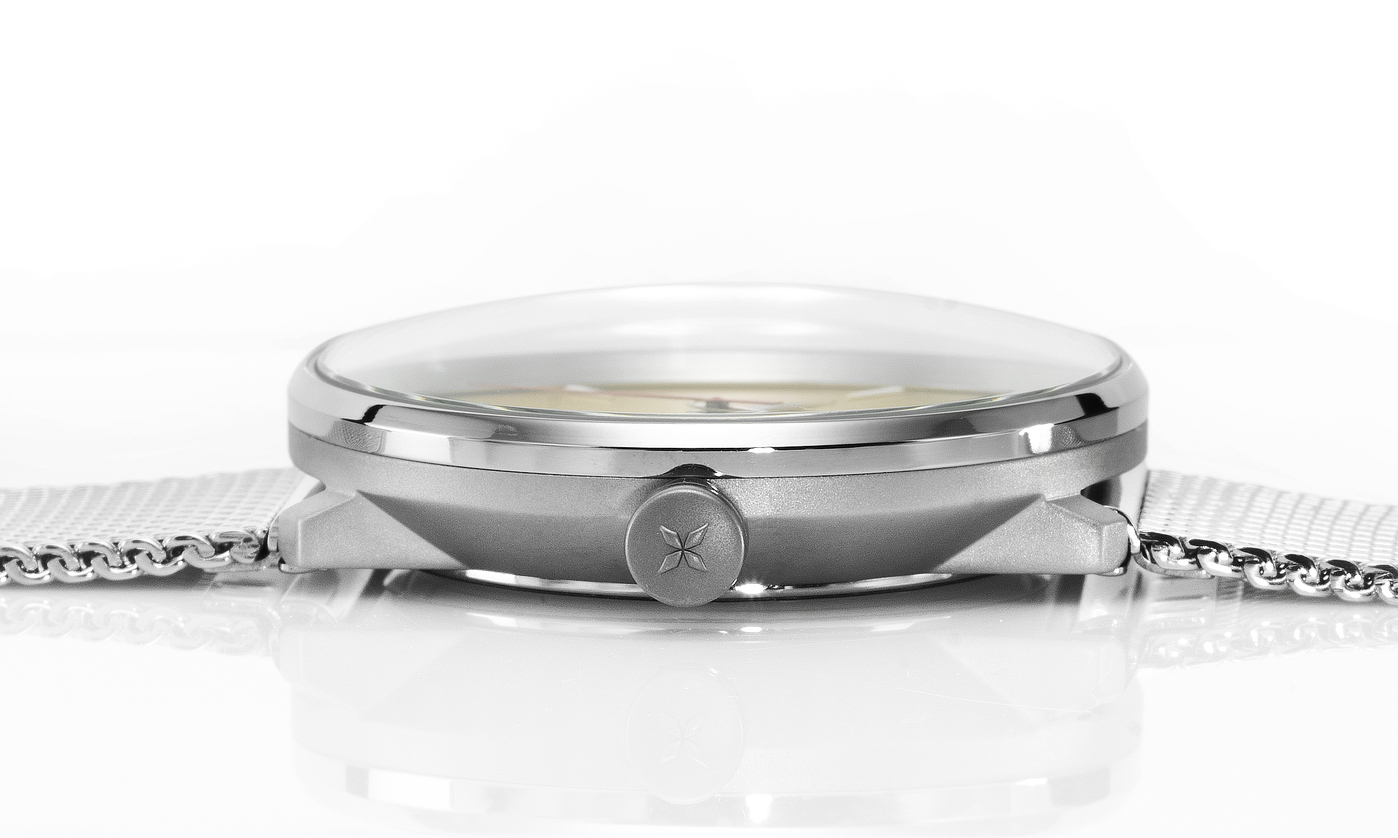 FRIMAIRE WATCH - Msdb silver